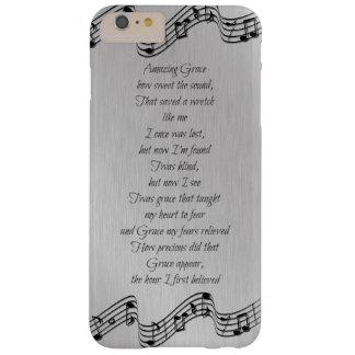 Amazing Grace Lyrics Barely There iPhone 6 Plus Case