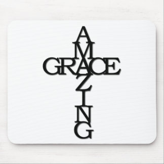 Amazing Grace Mouse Pad