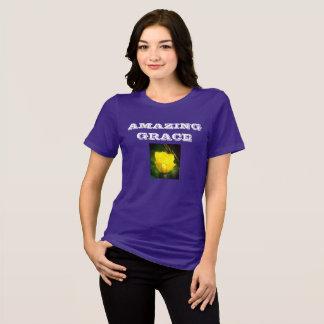 Amazing Grace t-shirt( flower) T-Shirt