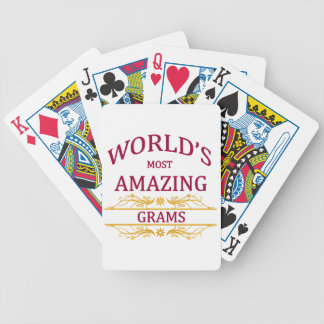 Amazing Grams Card Deck