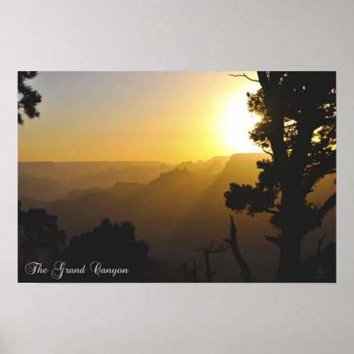Amazing Grand Canyon Sunset Print