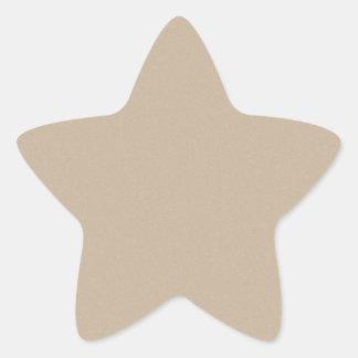 Amazing Happy Birthday Collection Star Sticker