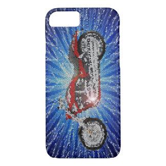 Amazing Harley Disco Ball Abstract Aston's iPhone 7 Case