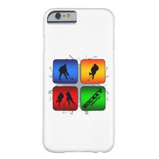Amazing Hockey Urban Style Barely There iPhone 6 Case
