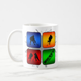 Amazing Hockey Urban Style Coffee Mug
