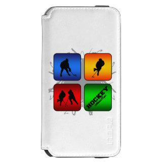 Amazing Hockey Urban Style Incipio Watson™ iPhone 6 Wallet Case