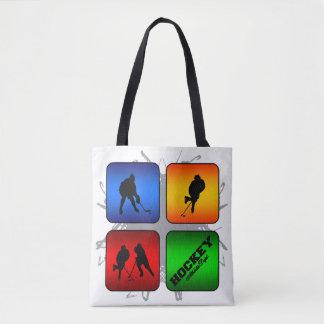 Amazing Hockey Urban Style Tote Bag