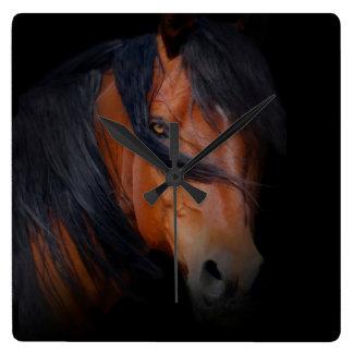 Amazing Horse Clock