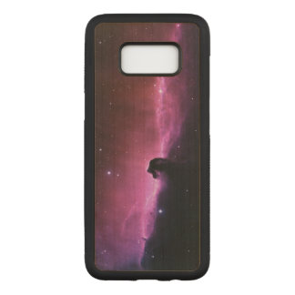 Amazing Horsehead Nebula Carved Samsung Galaxy S8 Case
