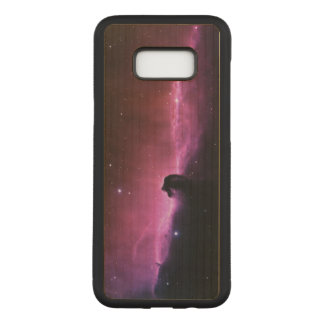 Amazing Horsehead Nebula Carved Samsung Galaxy S8+ Case