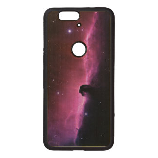 Amazing Horsehead Nebula Wood Nexus 6P Case