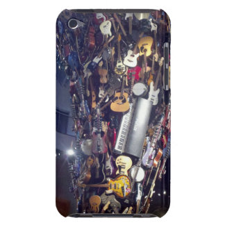Amazing Instrument Wall that PLAYS! iPod Touch Case