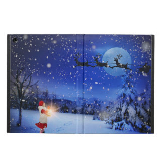 Amazing iPad Air Case In Christmas Design