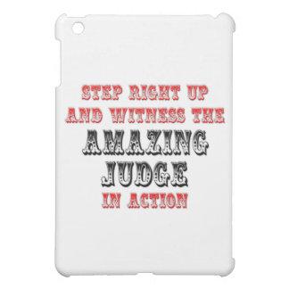 Amazing Judge In Action iPad Mini Cover