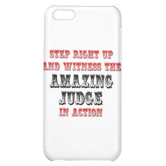 Amazing Judge In Action iPhone 5C Cases