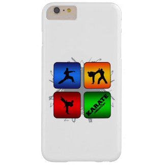 Amazing Karate Urban Style Barely There iPhone 6 Plus Case