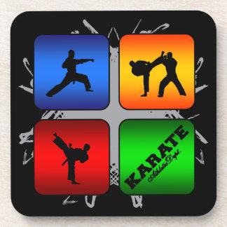 Amazing Karate Urban Style Coaster