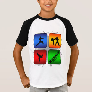 Amazing Karate Urban Style T-Shirt