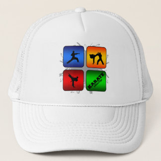 Amazing Karate Urban Style Trucker Hat