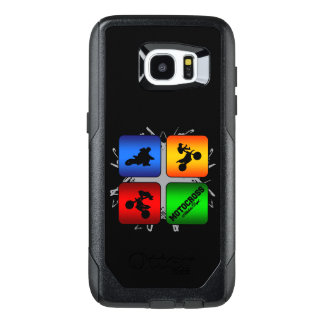 Amazing Motocross Urban Style OtterBox Samsung Galaxy S7 Edge Case