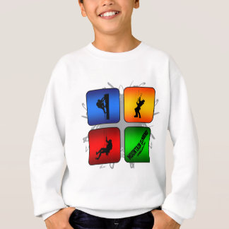 Amazing Mountain Climbing Urban Style Sweatshirt