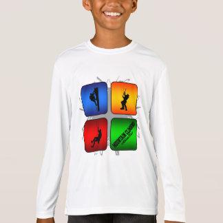 Amazing Mountain Climbing Urban Style T-Shirt