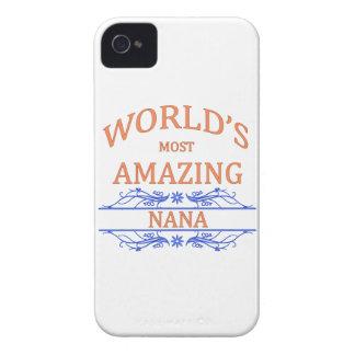 Amazing Nana iPhone 4 Case