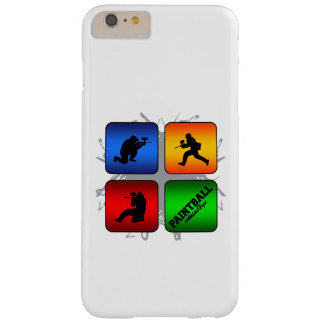 Amazing Paintball Urban Style Barely There iPhone 6 Plus Case