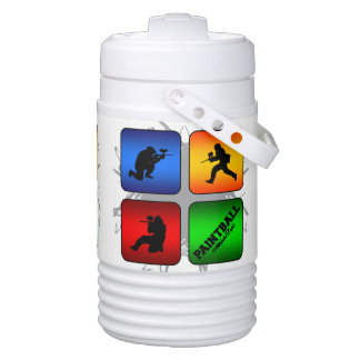 Amazing Paintball Urban Style Drinks Cooler