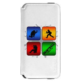 Amazing Paintball Urban Style Incipio Watson™ iPhone 6 Wallet Case