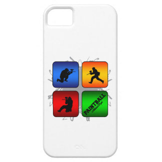 Amazing Paintball Urban Style iPhone 5 Cover