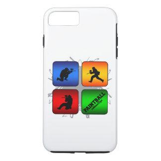 Amazing Paintball Urban Style iPhone 8 Plus/7 Plus Case