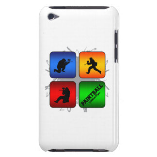 Amazing Paintball Urban Style iPod Case-Mate Cases