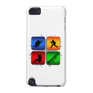 Amazing Paintball Urban Style iPod Touch (5th Generation) Cases