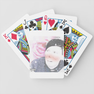 Amazing Phil Bicycle Playing Cards