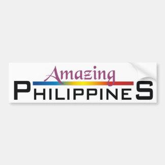 Amazing Philippines Bumper Stickers