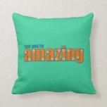 Amazing Pillows