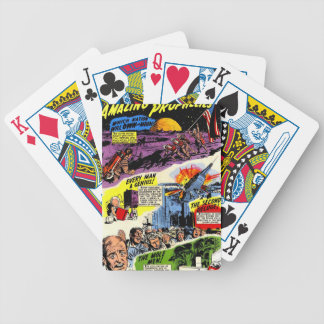 Amazing Prophecies Bicycle Playing Cards