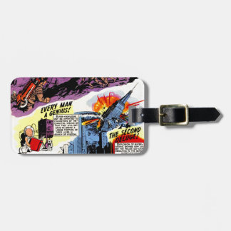 Amazing Prophecies Luggage Tag
