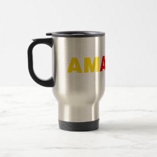 Amazing Race Travel Mug