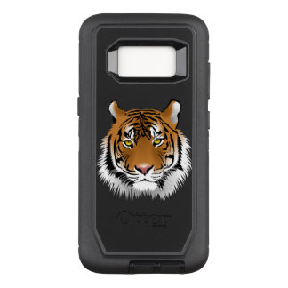Amazing  Samsung Galaxy S8 Case In Tiger Design