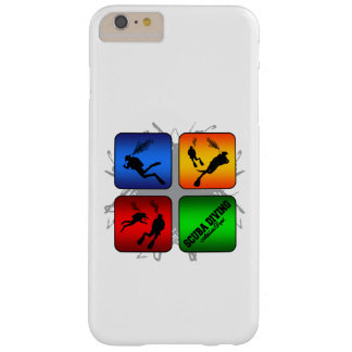 Amazing Scuba Diving Urban Style Barely There iPhone 6 Plus Case