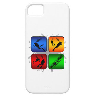 Amazing Scuba Diving Urban Style Case For The iPhone 5