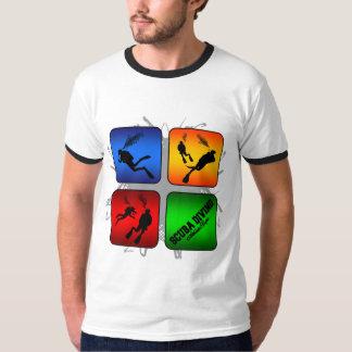 Amazing Scuba Diving Urban Style T-Shirt