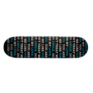 Amazing Sign Skate Deck