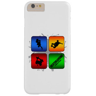 Amazing Skateboarding Urban Style Barely There iPhone 6 Plus Case