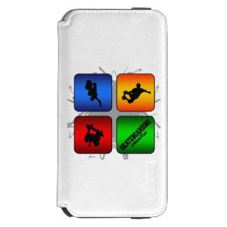 Amazing Skateboarding Urban Style Incipio Watson™ iPhone 6 Wallet Case