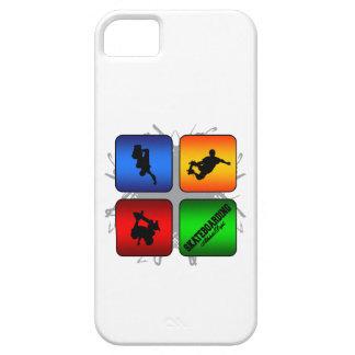 Amazing Skateboarding Urban Style iPhone 5 Case