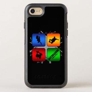 Amazing Skateboarding Urban Style OtterBox Symmetry iPhone 7 Case