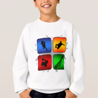 Amazing Skateboarding Urban Style Sweatshirt